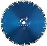 PRODIAMANT Profi Diamant-Trennscheibe Granit FASTCUT 350 mm x 25,4 mm Diamanttrennscheibe 350mm