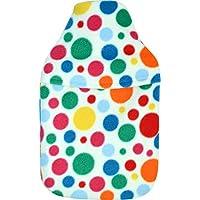 Vagabond Bags Ltd Multi Spot 2Liter Wärmflasche und Bezug preisvergleich bei billige-tabletten.eu
