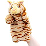 SUNONE11 Lovely Cat Hand Puppets For Baby Plush Toy Storytelling Doll Children's Day Birthday Gift Christmas Party Favor