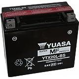 NX - Batterie moto YTX20L-BS/ WPX20LBS 12V 20Ah