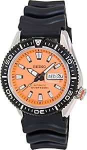 Montre Seiko Divers Srp497k1 Homme Orange