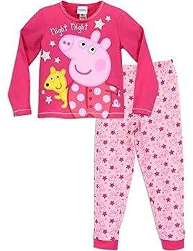 Peppa Pig - Pigiama a maniche lunghe per ragazze