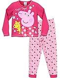 Peppa Pig Girls Peppa Pig Pyjamas Night Night Peppa Ages 18 Months to 7 Years Pink