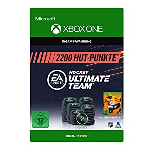 NHL 19 Ultimate Team NHL Points 2200 | Xbox One – Download Code