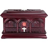 Redwood Cinerary Sarg no51: katholische kirche , high-end-raffiniertecinerary sarg; high-end redwood sarg, hölzerne... preisvergleich bei billige-tabletten.eu