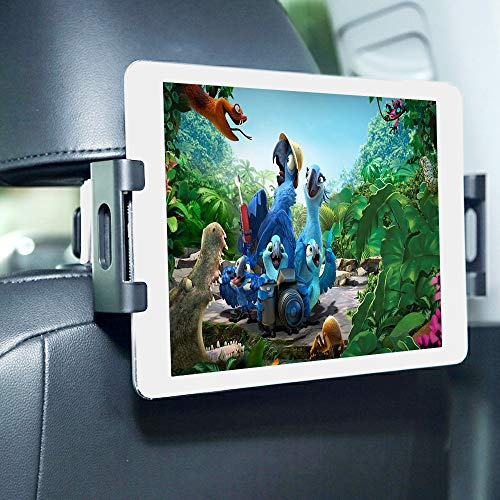 Benks Tablet Support Auto Kopfstütze, Smartphone Tablet Halter Auto, iPad Tablet Kopfstützenhalter, Halterung Auto kopfstütze für 11,94 Zoll bis 20,07 Zoll oder anderes Gerät