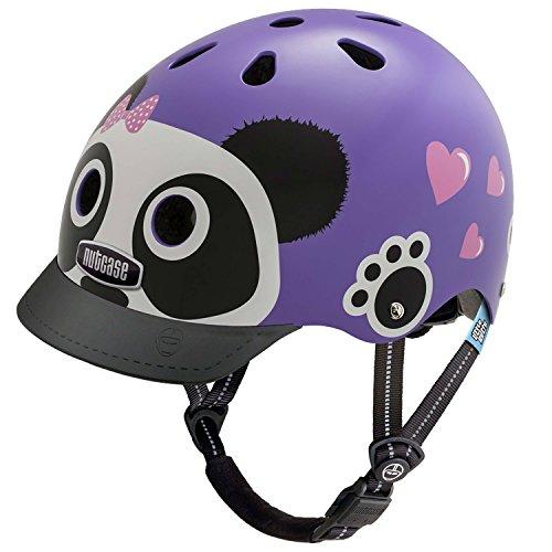 Panda Passt - Nutcase - Little Nutty, Fahrradhelm für