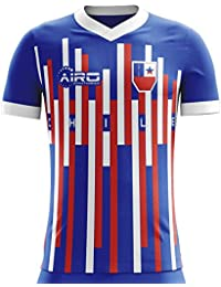 Airo Sportswear 2018-2019 Chile Away Concept Football Shirt (Kids)