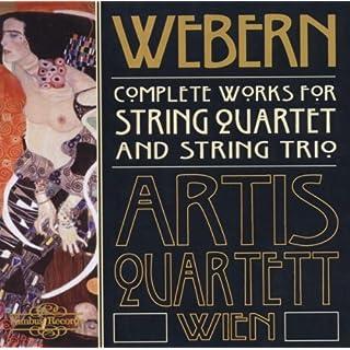 Complete String Quartet+Trios