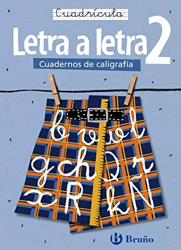 Caligrafía Letra a letra Cuadrícula 2 (Castellano - Material Complementario - Caligrafía...