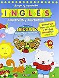 Juego y aprendo inglés : adjetivos y adverbios (Libro puzle CD)