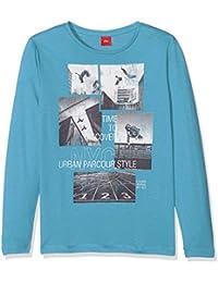 s.Oliver, T-Shirt Manches Longues Garçon