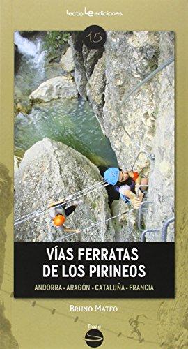 Vías Ferratas De Los Pirineos (Traza)