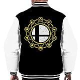 Cloud City 7 Smash Bros Tournament Men's Varsity Jacket