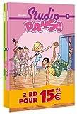 Studio danse - Pack découverte tome 1 - 3
