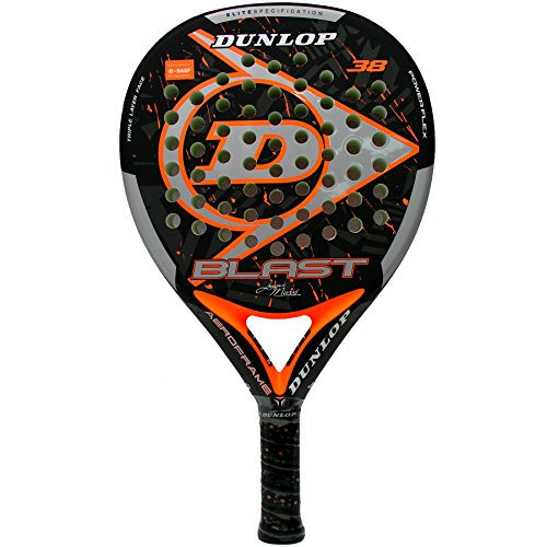 Pala de Pádel Dunlop Blast JM LTD Orange