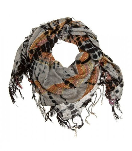 jubel-stern-echarpe-foulard-bone-hyper-doux-et-cool-en-viscose-noire-avec-un-look-batik-et-des-motif