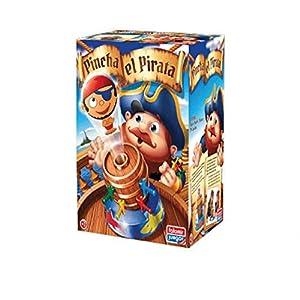 Falomir Juego PINCHA EL Pirata hasta Que SALTE!!!