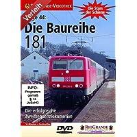 Stars der Schiene 44 - Die Baureihe 181