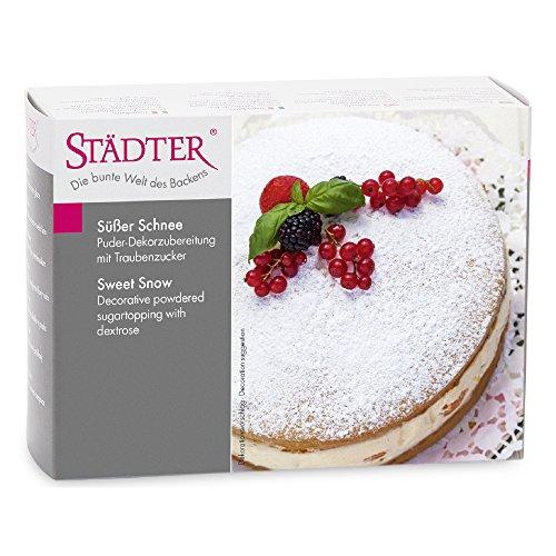 Süßer Schnee (Extrafeiner Puderzucker)
