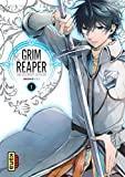 The grim reaper and an argent cavalier, tome 1
