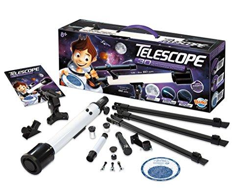 Preisvergleich Produktbild BUKI France TS007B - Teleskop 30 Aktivitäten