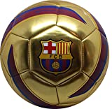 Bavaria Home Style Collection Fussball - Ball - Gr. 5 - Fc Barcelona - Barca - Gold