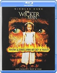 Wicker Man [Blu-ray] [Import anglais]
