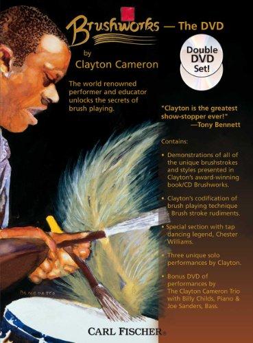 clayton-cameron-brushworks-dvd-uk-import
