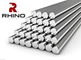 Stainless Steel 303 / 1.4305 Round Solid Metal Bar Rod - 14mm - All lengths (200mm)