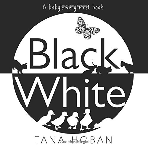 Black White por Tana Hoban