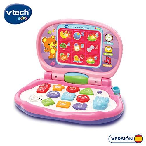 VTech-Mis primeras Teclas Ordenador Infantil Tres