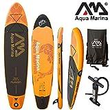 AQUA MARINA, FUSION, Paddle Board-SET`s, SUP, 330x75x15 cm