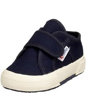 Superga 2750 Bevel, Zapatillas Unisex Para Niños, Azul, 24