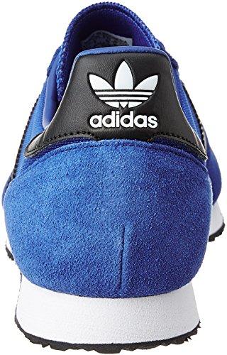 adidas - Zx Racer, Scarpe sportive Uomo Blu (Collegiate Royal/core Black/ftwr White)