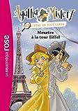 Agatha Mistery 05 - Meurtre à la tour Eiffel