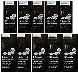 5x SIEMENS Reinigungstabletten (TZ80001) + 5x SIEMENS Entkalkungstabletten (TZ80002)
