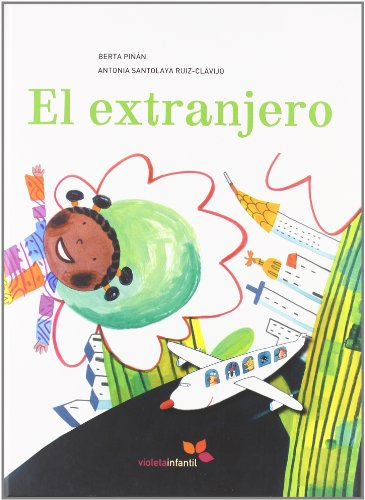 El extranjero/ The Foreigner por Berta Pinan