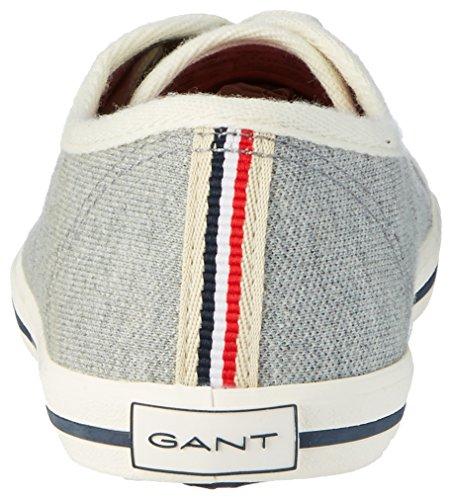 Gant - New Haven, Scarpe da ginnastica Donna Grau (gray melange)