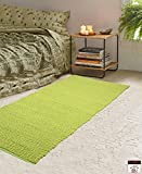 #5: Saral Home Unique Quality Microfiber Regular Use Floor/ Bedside Runner (70x170 cm)