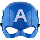 Avengers Mask For Costume Parties, Cosplays And Dress Ups (Captain America) Set Of 1