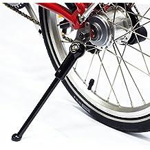 Minoura Kickstand For BROMPTON (fabricado en Japón) negro ligero ...