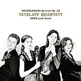 Streichquartett Op.13/Lyrische Suite