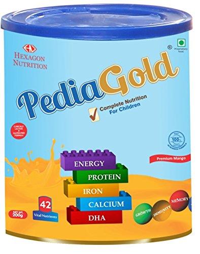 PEDIA GOLD MANGO 200 GM