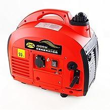 Grupo electrógeno inverter Gasolina corriente aggregat Generador electrógeno de emergencia ...