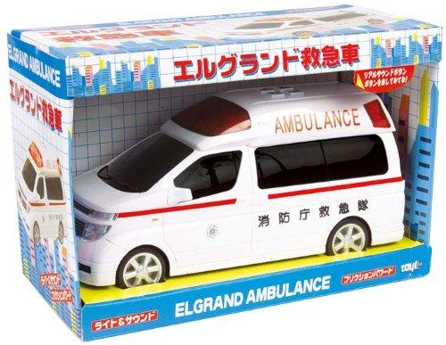 Nissan Elgrand ambulance (japan import)