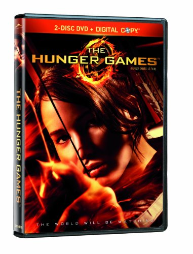 The Hunger Games [2-Disc DVD + Digital Copy] (Bili (Film Hunger Games)