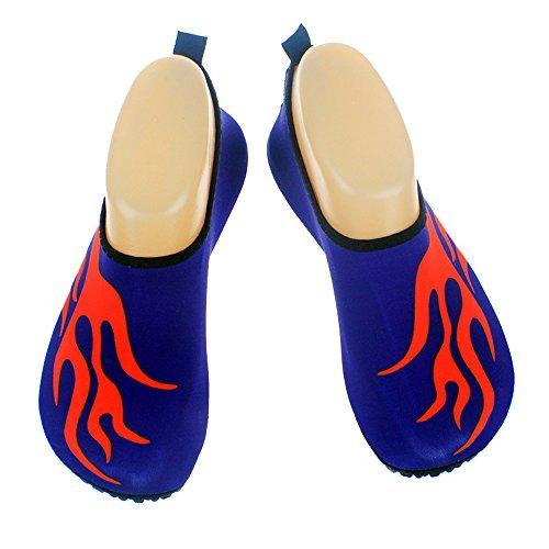 Eastlion Adult Größe Tauchen Schuhe weiche bequeme Schuhe Barefoot Beach Gym Yoga Schuhe Style 6