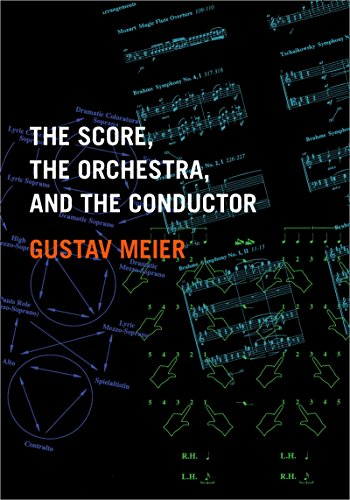 The Score, the Orchestra, and the Conductor (English Edition)