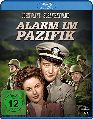 Alarm im Pazifik (John Wayne) [Blu-ray]